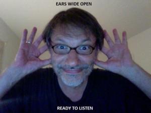 Foto CLAUDIO ASTORRI EARS WIDE OPEN