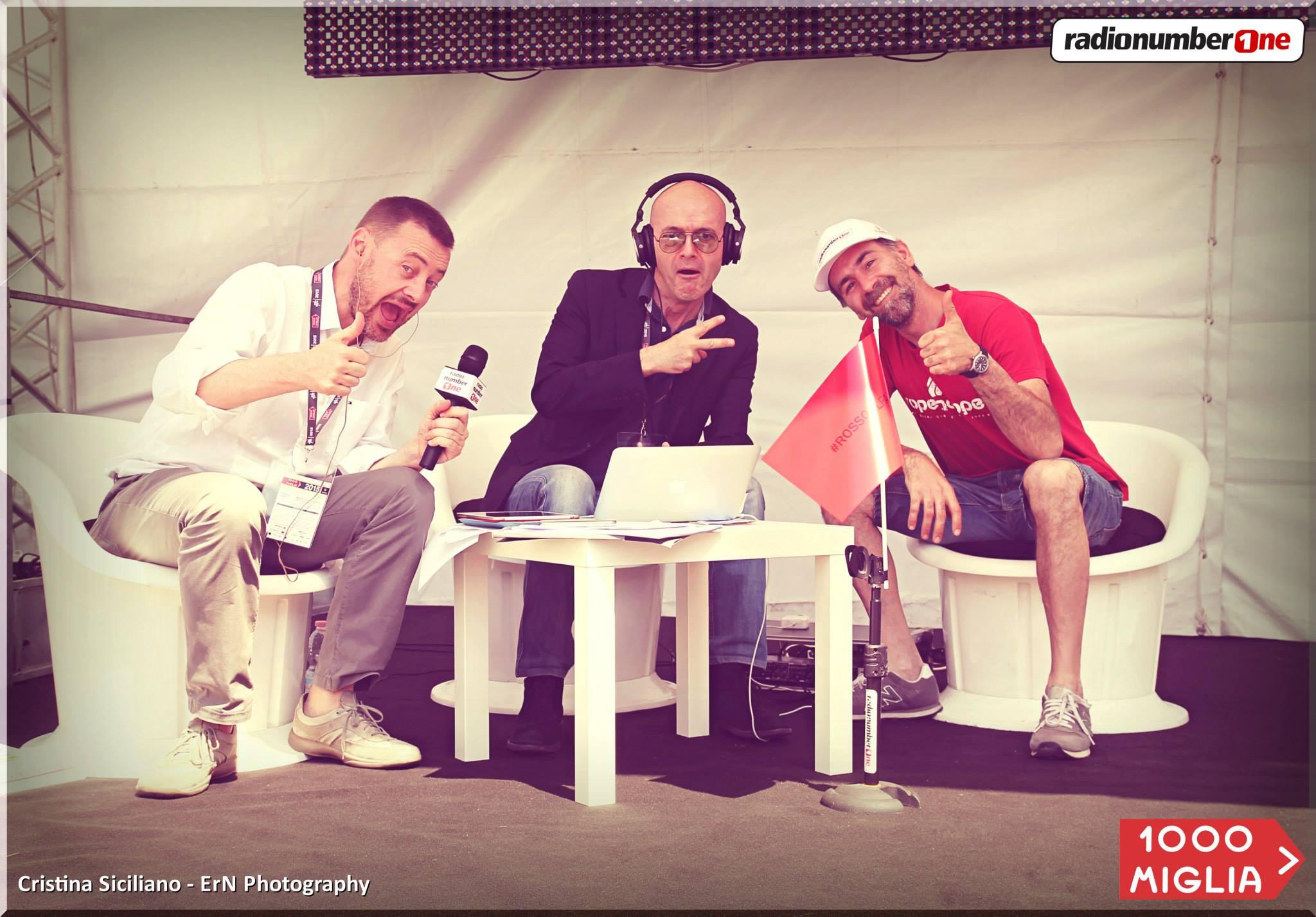RN1 - MilleMiglia Interviste Radio