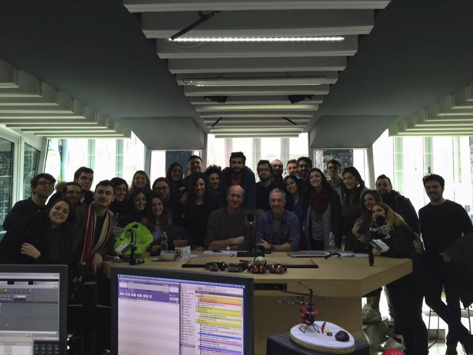 ADJ-Master-Visita a Radio Deejay
